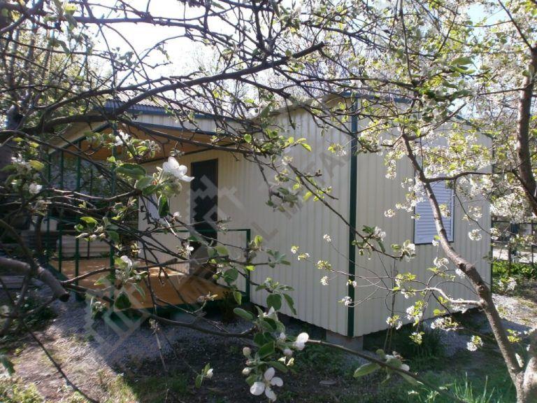 Садовый дом 21м2