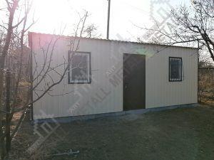 Садовый дом 21м2 (№2)