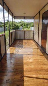 Садовый дом 21м2 + терраса 14м2