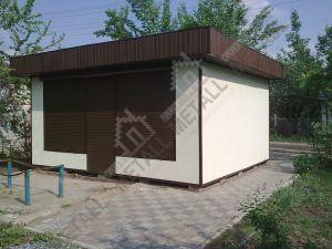 Садовый дом 23м2