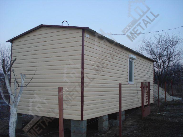 Садовый дом 24м2 (№1)
