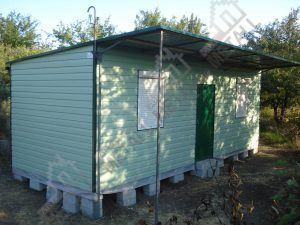 Садовый дом 24м2 (№2)