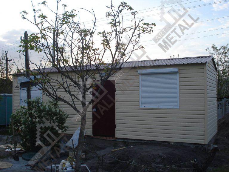 Садовый дом 25м2
