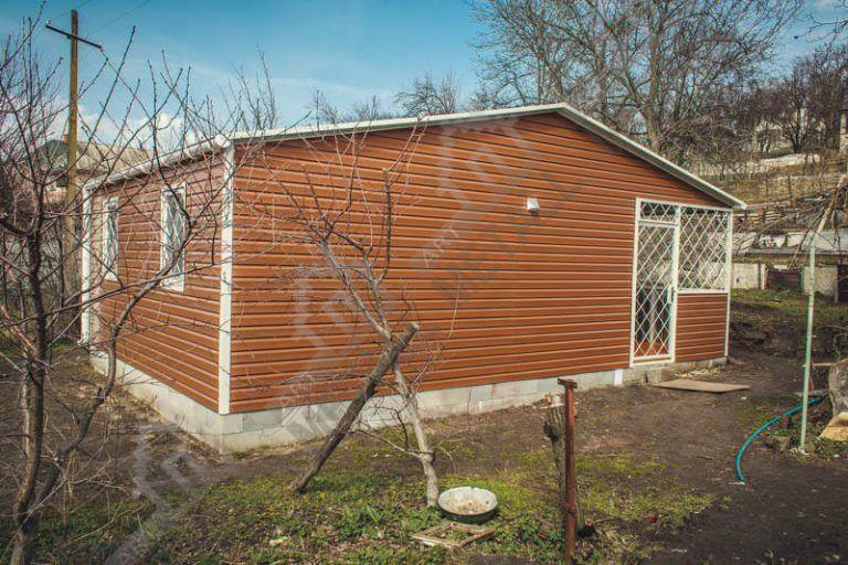 Садовый дом 33м2