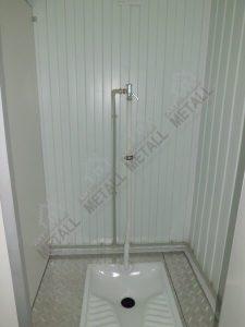 Санитарный модуль 15 м2 (№2)