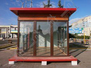 Торговый павильон 12м2 (№3)