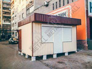 Торговый павильон 16м2