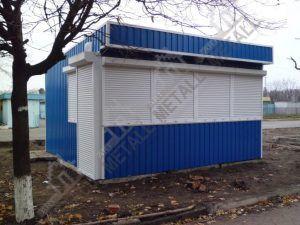 Торговый павильон 19м2 (№2)