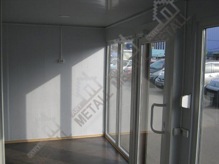 Торговый павильон 22м2 (№2)