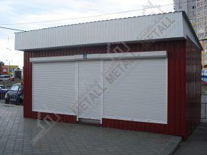 Торговый павильон 24м2 (№1)