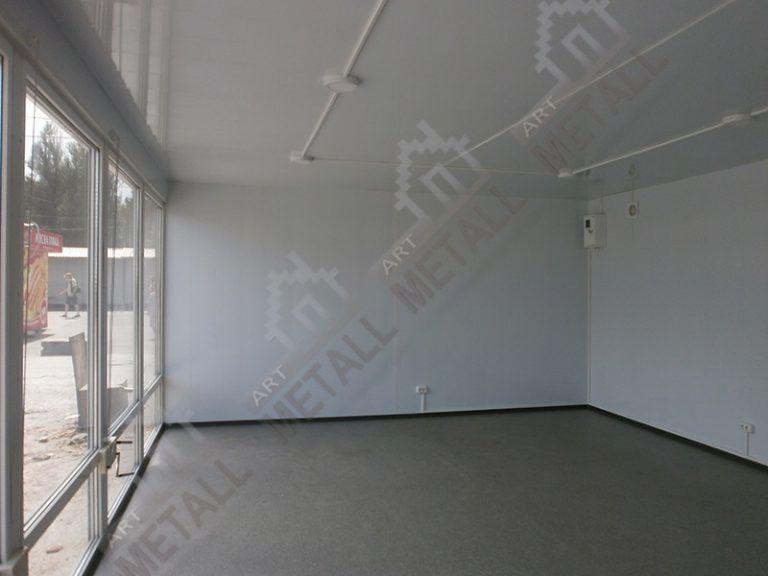 Торговый павильон 34м2