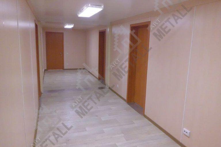 Административно-бытовой комплекс 169м2