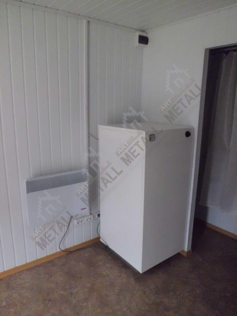 Санитарный модуль 30м2