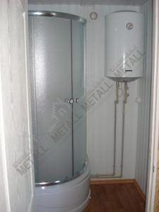 Санитарный модуль 18м2
