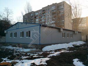 Административно-бытовой комплекс 216м2