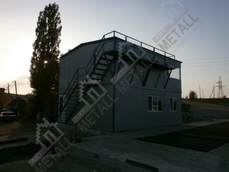 Административно-бытовой комплекс 94м2